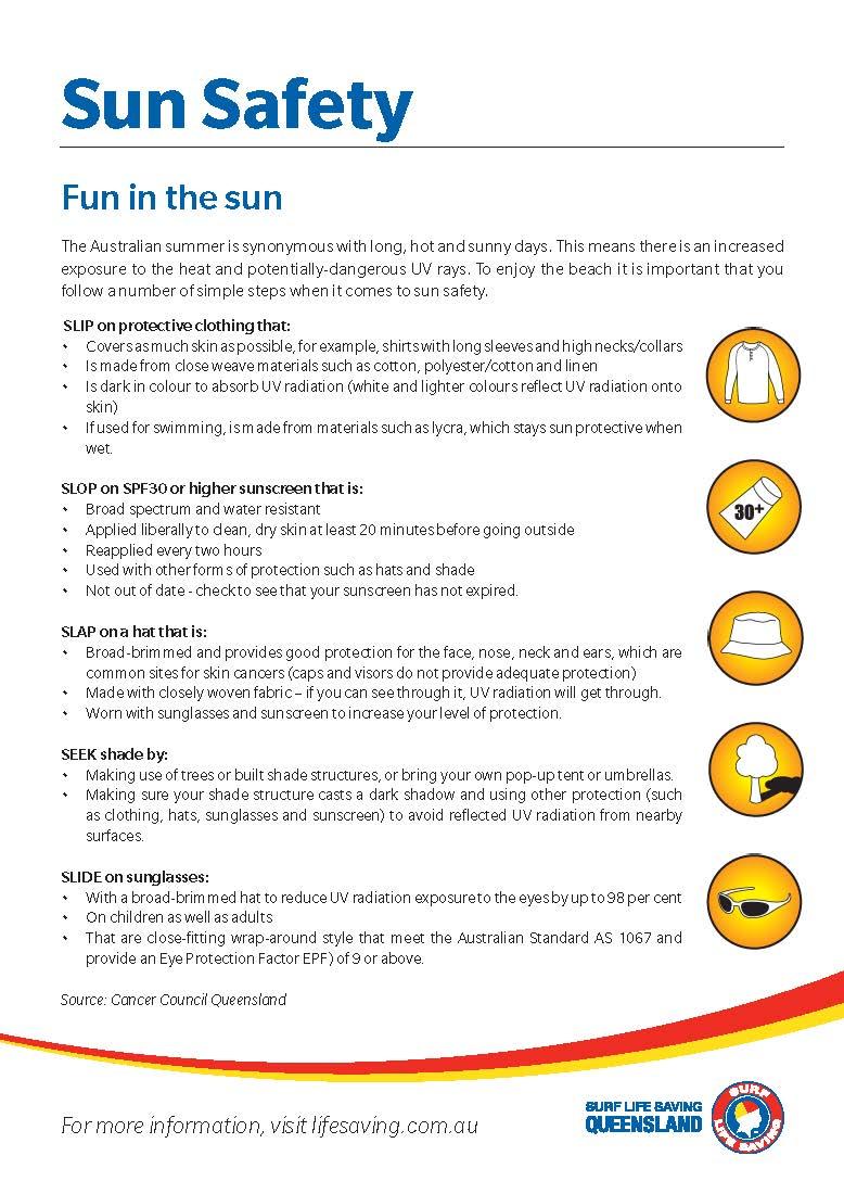 Sun-Safety